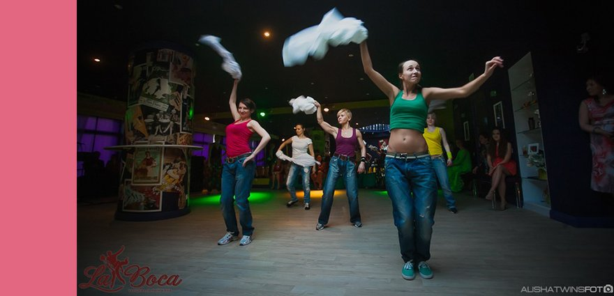 Стрип пластика и Strip Dance уроки