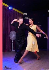 бальные танцы в петербурге