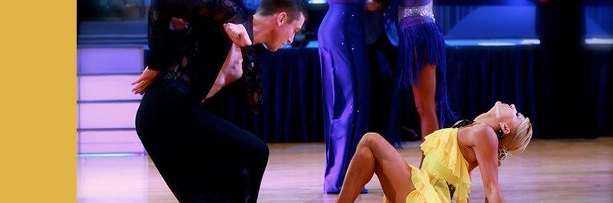 танцевальные соревнования
