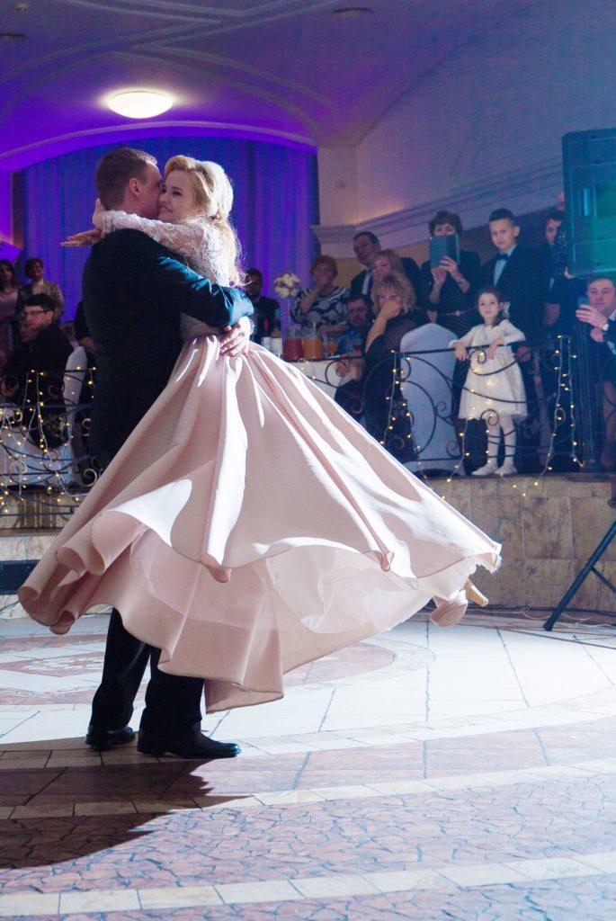 Отзыв о постановке свадебного танца