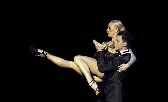 женские техники аргентинского танго