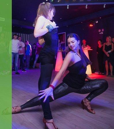 школа современных танцев в спб