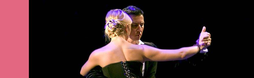 уроки аргентинского танго в клубе La Boca Dance