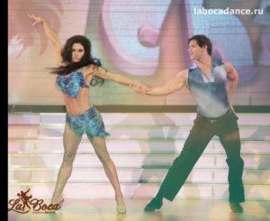 танец чачача