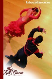 бальный танец пасодобль