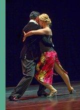 Обучение аргентинскому танго в La Boca Dance