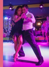 занятия по аргентинскому танго