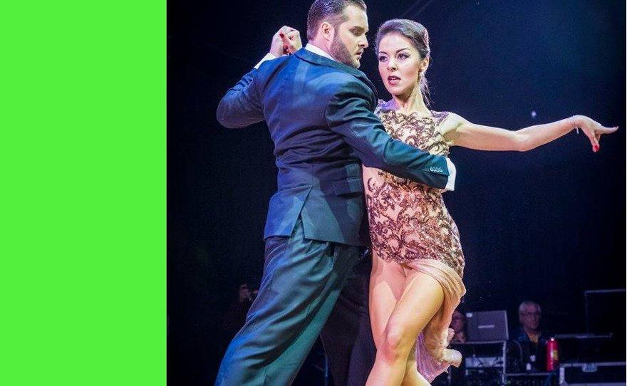 преподаватель социальных танцев и танго мария маринова