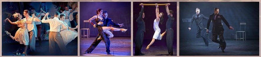 танго шоу спектакль в театре буфф