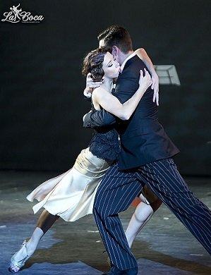la boca tango week