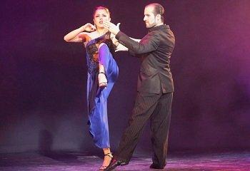 техники танго женские мужские