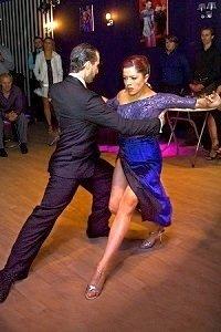 танцы петроградская