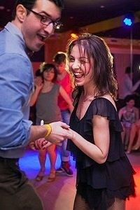 танцы на петроградской