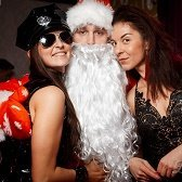 вечеринка новый год детектив