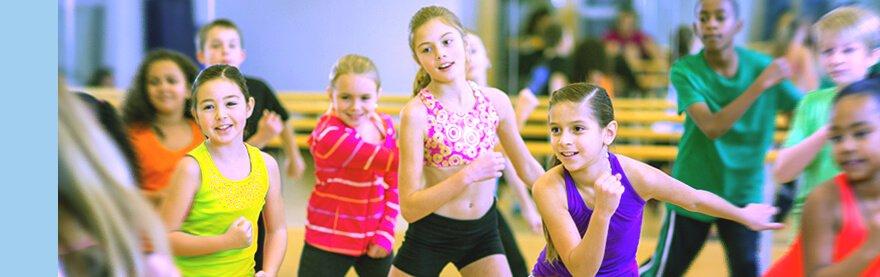 Танцы для детей от 7 лет