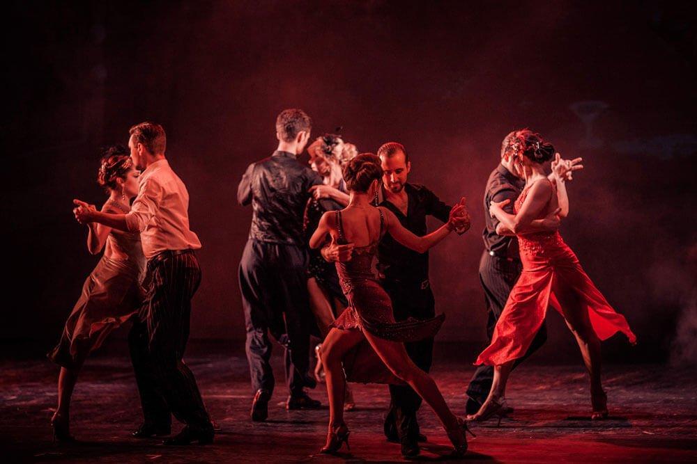 Парные танцы в Санкт-Петербурге