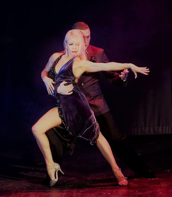 Елена Кирьянова и аргентинское танго. Всё только начинается!