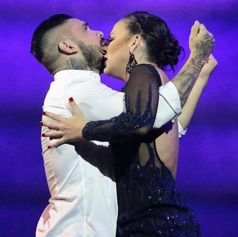Видео танца «аргентинское танго»