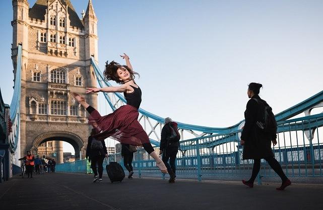 Танцующий Лондон
