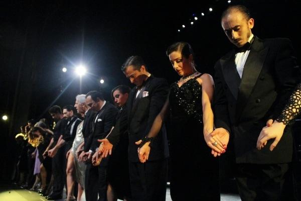 forever tango show intervew