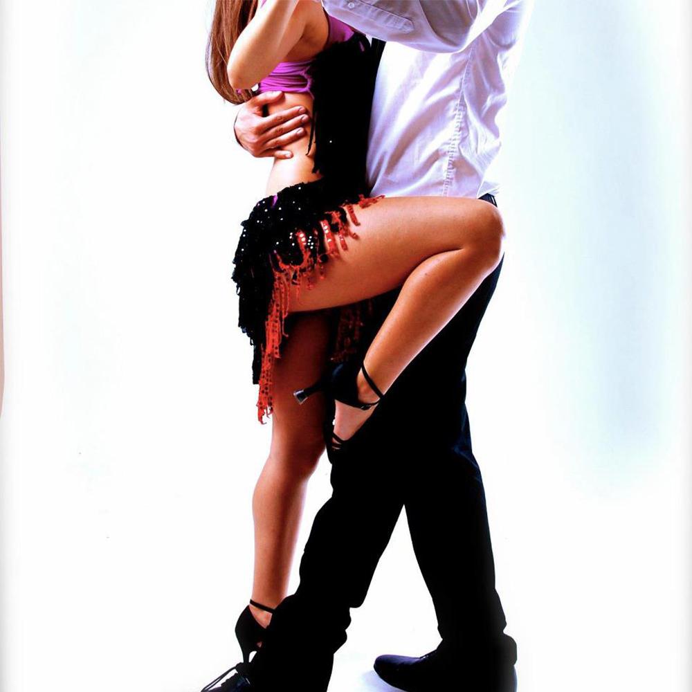 Видео танца «кизомба»