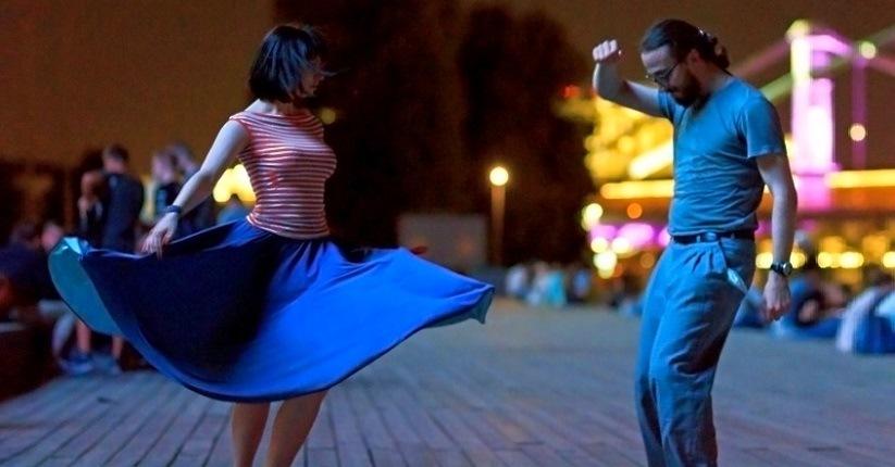 здоровье в танце