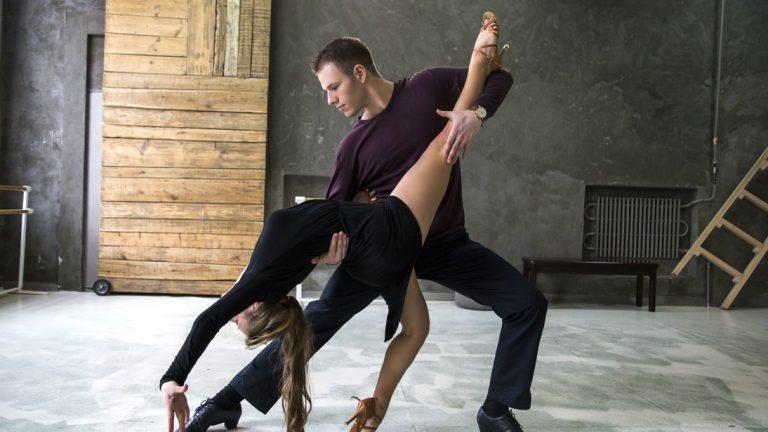 Подготовка к урокам танцев