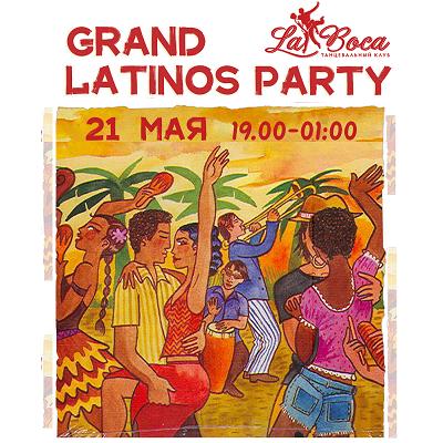 salsa party milonga 21 мая спб